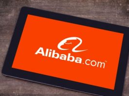 Alibaba.com e-commerce sales