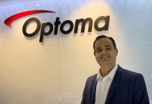 Optoma India head Vijay Kumar Sharma