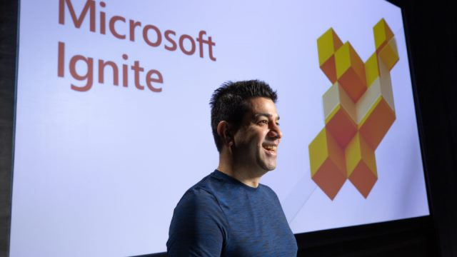 Rohan Kumar, corporate vice president of Azure Data