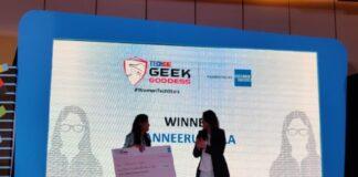 Tanneeru Leela is the winner of TechGig Geek Goddess 2019