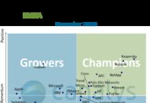Channel companies in EMEA