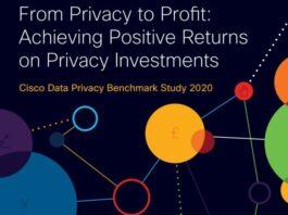 Cisco Data Privacy Benchmark Study 2020