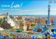 Cisco Live 2020 Barcelona, Spain