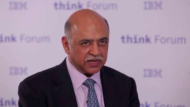 IBM CEO Arvind Krishna