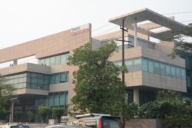 Tech Mahindra NSEZ Campus 58 AB