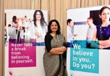 Srimathi Shivashankar, corporate vice president of HCL Technologies