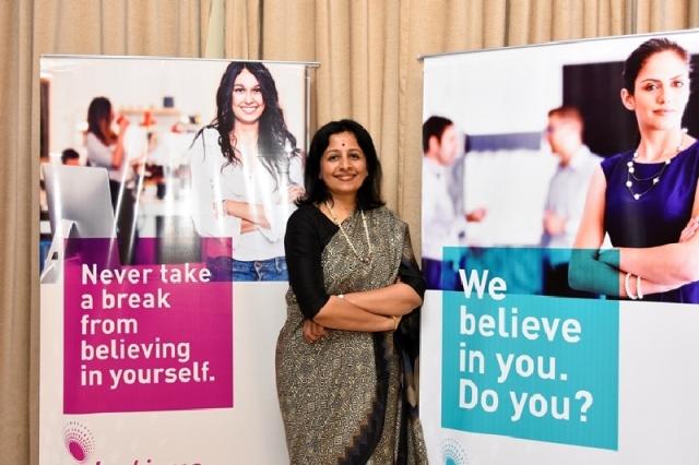 Srimathi Shivashankar, corporate vice president of HCL Technologies