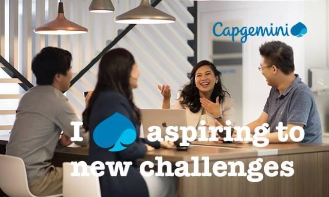 Capgemini employees