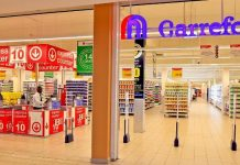Carrefour digital transformation
