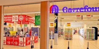 Carrefour digital transformation