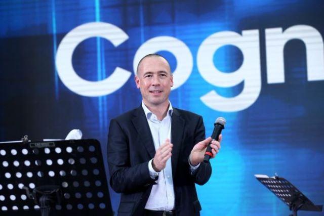 Cognizant CEO