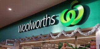 Woolworths digital transformation