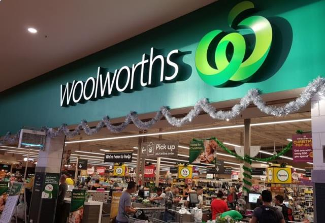Woolworths digital transformation