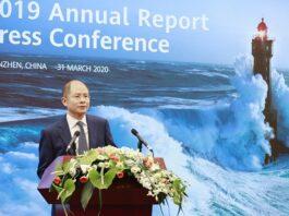 Eric Xu, Huawei Rotating Chairman