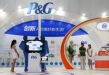 P&G digital transformation