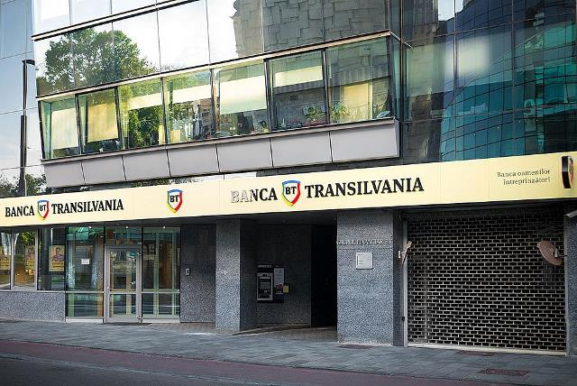 Banca Transilvania Romania IT investment
