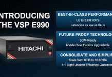 Hitachi Virtual Storage Platform (VSP) E990
