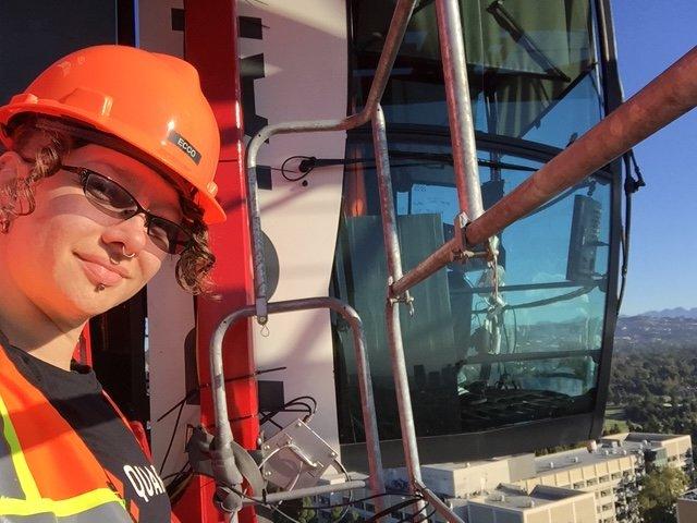 Quartz construction technology