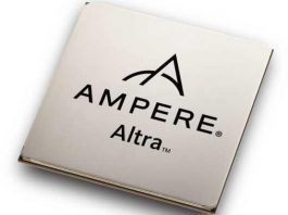 Ampere processor for data centers