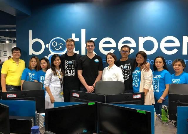 Botkeeper team