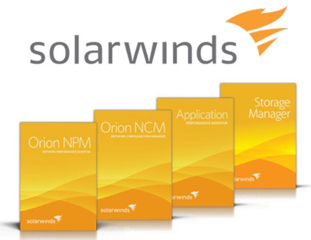 SolarWinds products
