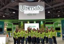 Ultimate Software booth