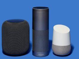 Alexa and Siri