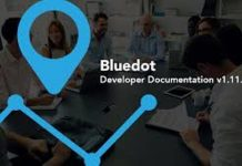 Bluedot location technology