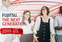 Fujitsu for business IT