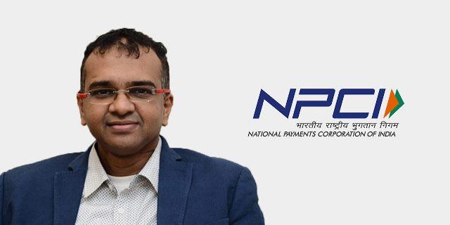 NPCI CEO Dilip Asbe