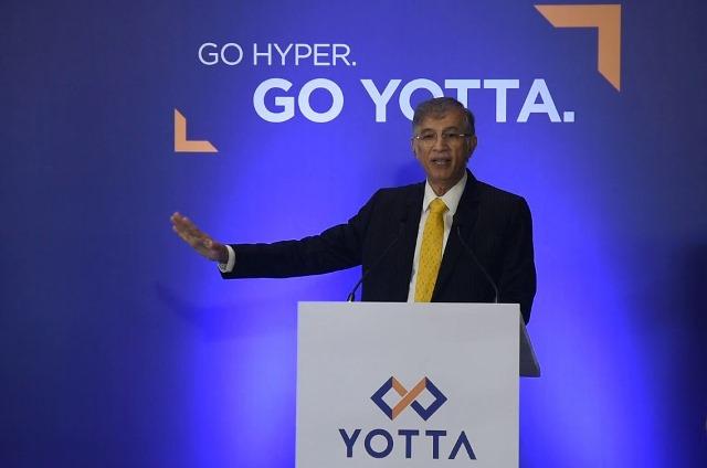 Yotta data center