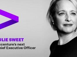 Accenture CEO Julie Sweet