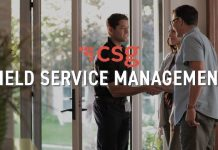 CSG Field Service Management