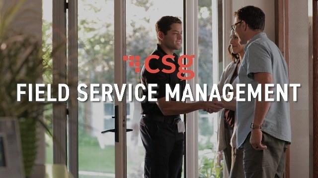 CSG Field Service Management