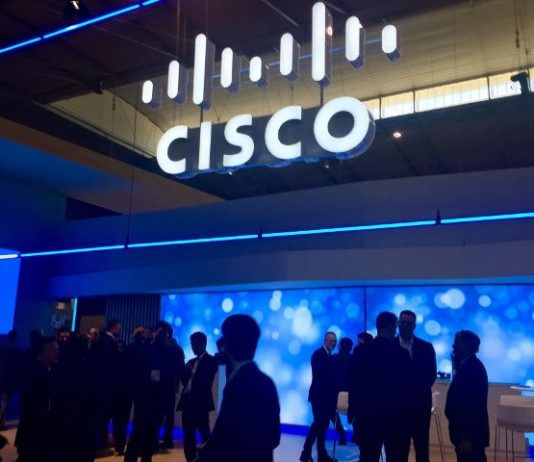 Cisco networking business