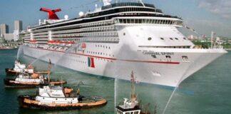 Cruise operator Carnival