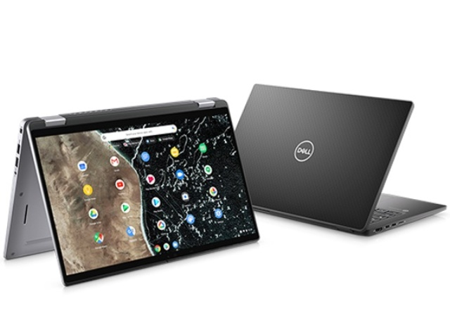 Latitude 7410 Chromebook from Dell