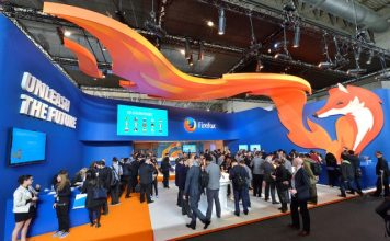 Mozilla Firefox at MWC
