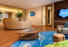 Salesforce office for business