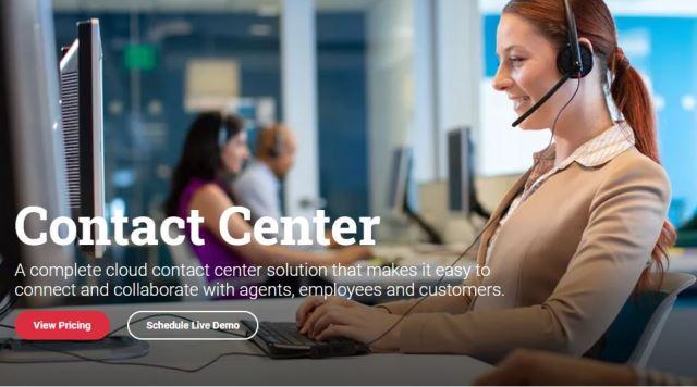 8x8 contact center