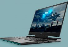 Dell G7 15 7500 gaming laptop