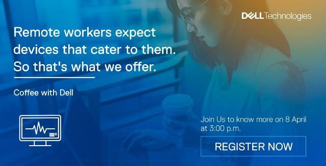 Dell Technologies job