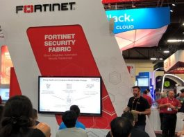 Fortinet security business