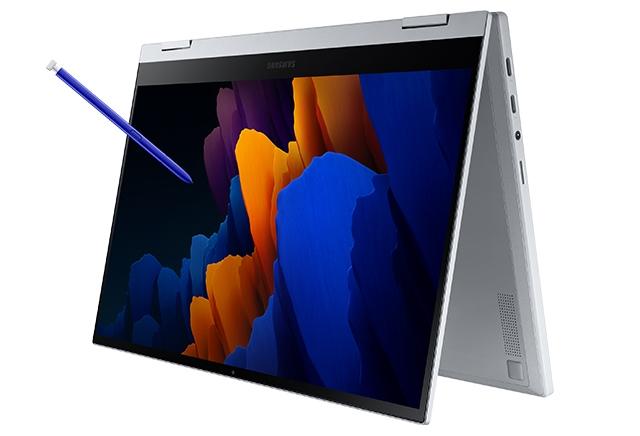 Galaxy Book Flex 5G laptop from Samsung