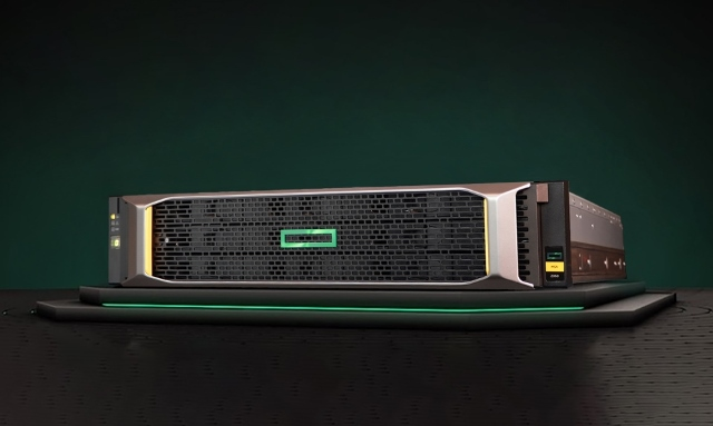 HPE storage for SMBs