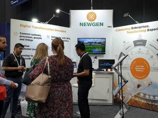 Newgen Software for business