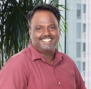 Prakash Nagarajan, co-founder and director of Tevatel