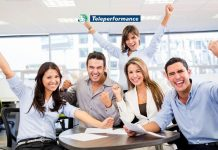 Teleperformance employees