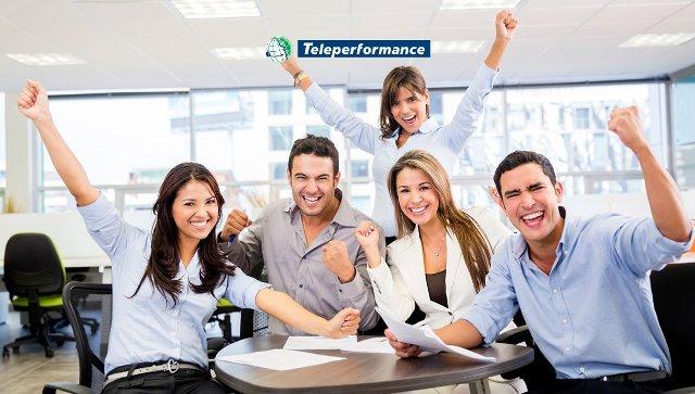 Teleperformance employees
