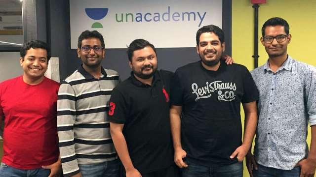 Unacademy team